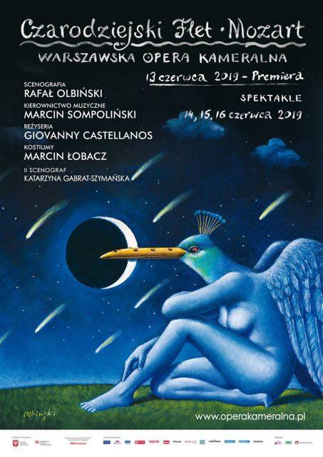 Rafał Olbiński W Warszawskiej Operze Kameralnej Magazine