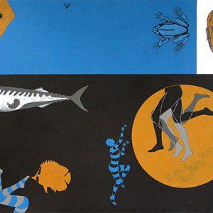 """NGO i artyści dla ekologii: wystawa malarstwa """"Ogrody Polsko-Niemieckie oczami artystów"""""""