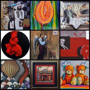 Jesienna terapia kolorem, czyli 45. Aukcja Nowej Sztuki