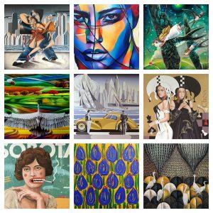 Listopad w obrazach – 46. Aukcja Nowej Sztuki w Art in House