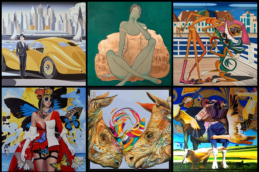 We're going to the seaside: 53rd New Art Auction