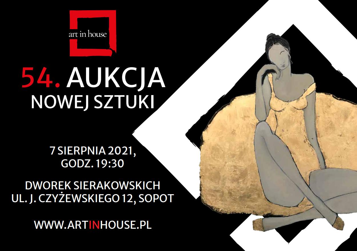 Powracamy do Sopotu z 54. Aukcją Nowej Sztuki
