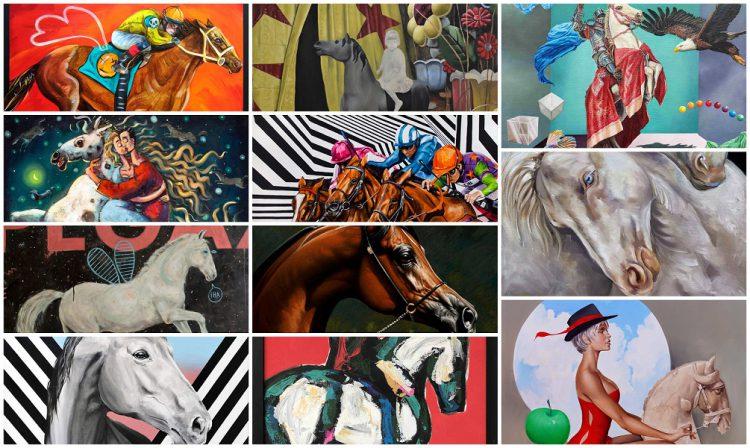 konie-galeria-sztuki-warszawa-aukcja-artinhouse